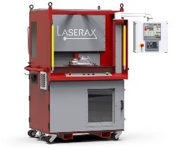Laserax Launches Inline Laser Marking and Laser Cleaning Solutions
