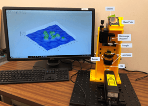 Inexpensive, Robust 3D-Printed Microscope Designed for Disease Diagnostics in Developing Countries