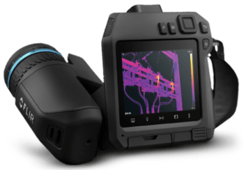 FLIR Launched Addition to High-Performance T-Series Thermal Camera Family