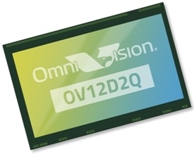 New OmniVision Image Sensor Captures Premium Video With HDR and Provides Excellent Ultra Wide Angle Photo Performance
