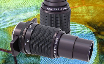 Fixed Focus & Zoom UV Lenses