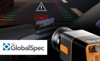 Radiant Hosts Webinar with IEEE GlobalSpec Presenting Optical Metrology Systems for Head-Up Display Measurement