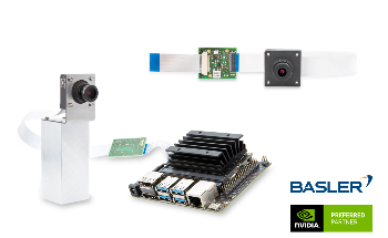 Basler Introduces Embedded Vision Solutions for the NVIDIA Jetson Platform