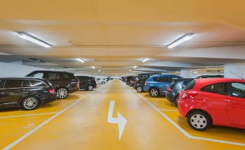 New SubstiTUBE T8 Connected Offers Smart Lighting for Car Parks, Industry and Warehouses