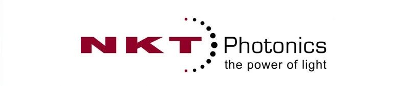 NKT Photonics A/S logo.