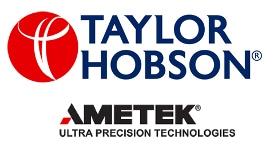 Taylor Hobson Limited logo.
