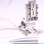 PI Offers Q-Motion® XYZ Miniature Positioning Stage