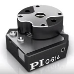 PI Offers Q-Motion® Miniature Rotation Stage Q-614