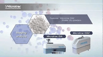 Video to Show the Capabilities of Microtrac